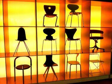 椅子好き必見!フルーツポンチ・村上さんの誕生椅子!